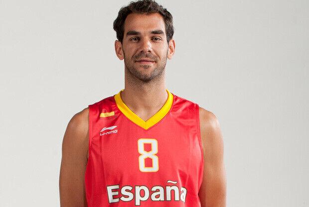 José Manuel Calderon, con la camiseta de la Selección./Foto:FEB