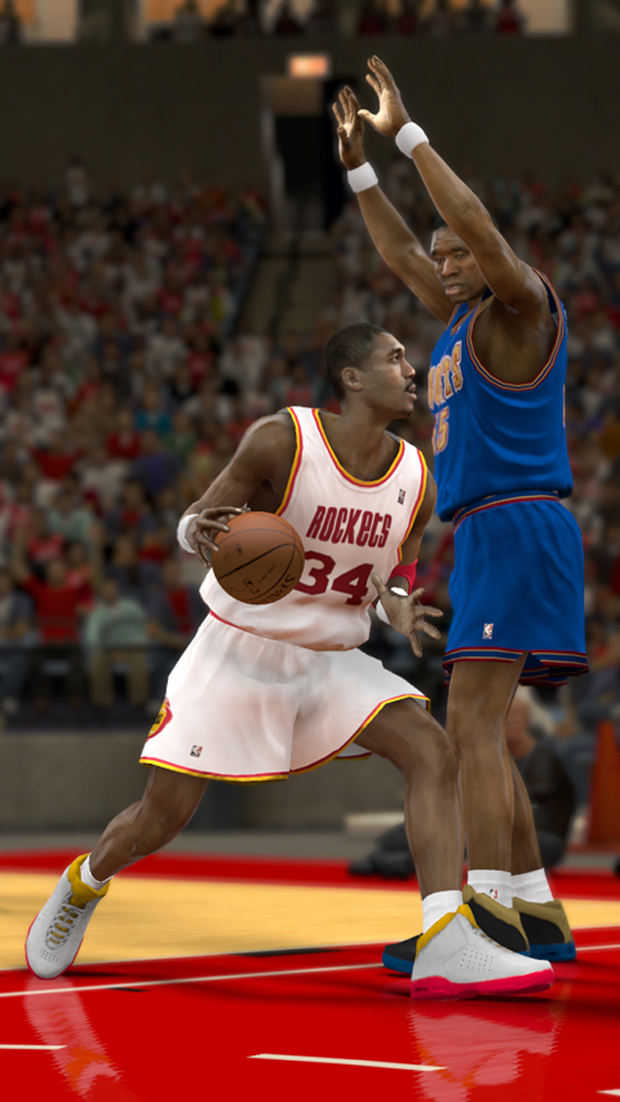 Hakeem Olajuwon./ 2K Sports