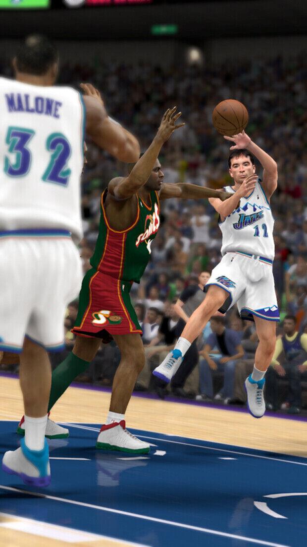 John Stockton./ 2K Sports
