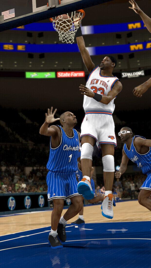Patrick Ewing./ 2K Sports