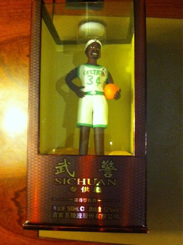 Paul Pierce en China