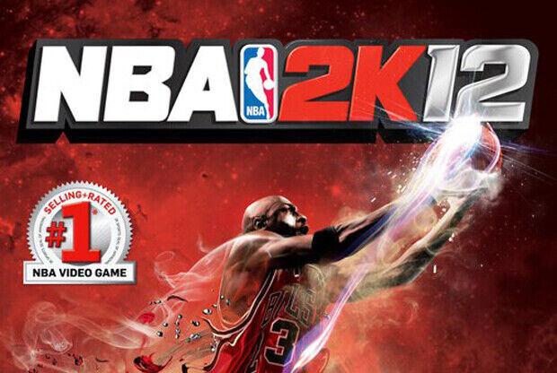 Portada de 2k12 con Michael Jordan