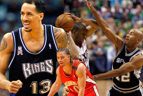 Especialistas NBA