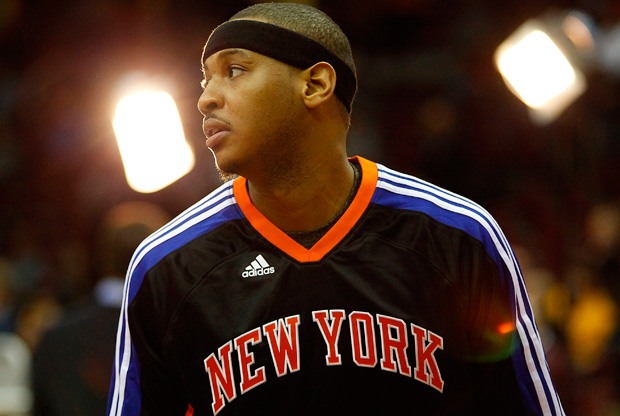 Melo Anthony./Getty