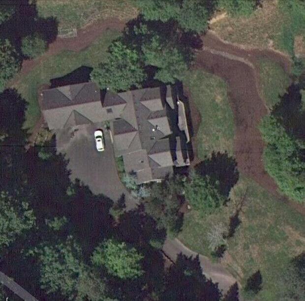 La casa de Zach Randolph - 1425 SW Turner Rd, West Linn, Clackamas, Oregon 97068, EEUU./ Google Maps
