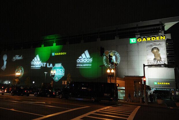 TD Garden./ Getty Images