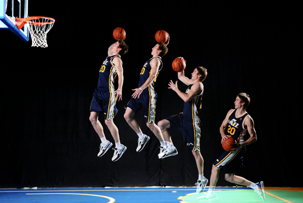 Gordon Hayward (Utah Jazz)./ Getty Images