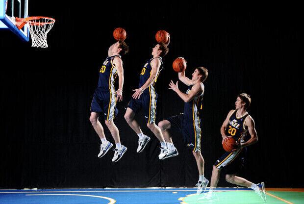 Gordon Hayward (Utah Jazz)./ Getty Images
