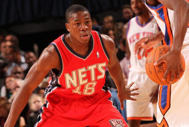 Ben Uzoh (New Jersey Nets)./ Getty Images