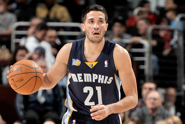 Greivis Vasquez (Memphis Grizzlies)./ Getty Images