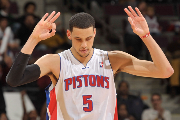 Austin Daye (Detroit Pistons)./ Getty Images