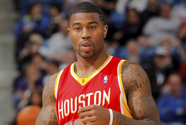 Terrence Williams (Houston Rockets)./ Getty Images