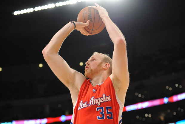 Chris Kaman (Los Angeles Clippers)./ Getty Images