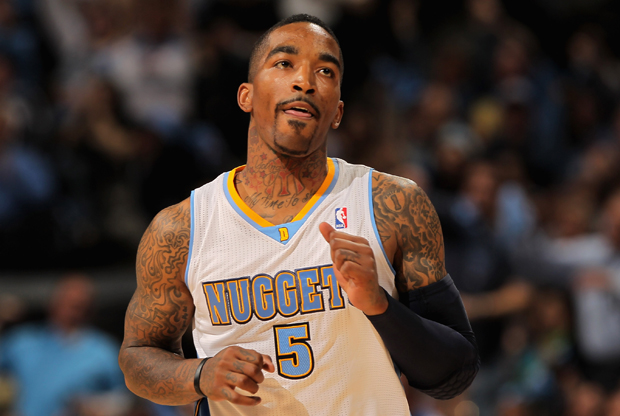 J.R. Smith (Denver Nuggets)./ Getty Images