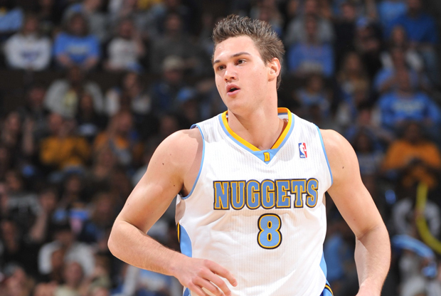 Danilo Gallinari (Denver Nuggets)./ Getty Images