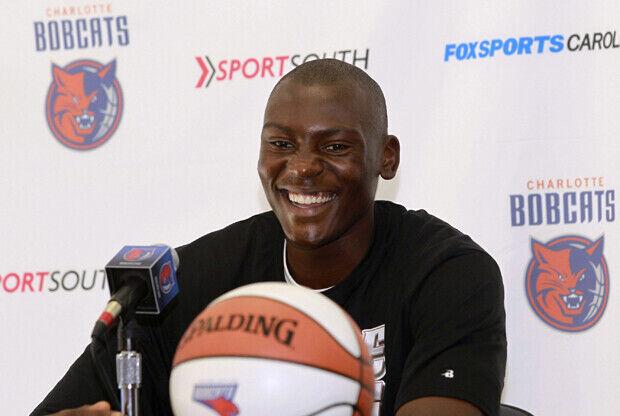 Bismack Biyombo (Charlotte Bobcats)./ Getty Images