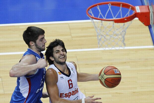 Ricky Rubio./ FIBA