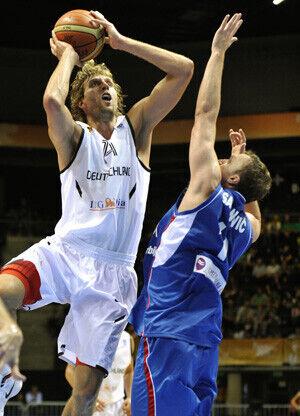 Dirk Nowitzki./ FIBA