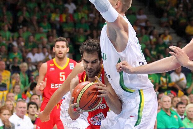 José Manuel Calderón./ FIBA