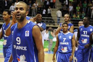 Tony Parker./ FIBA