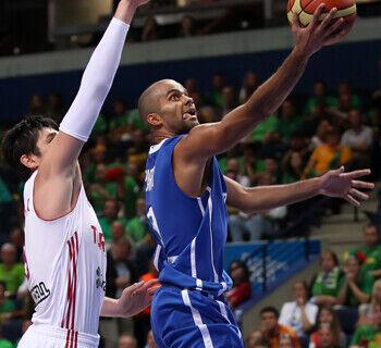 Tony Parker (Francia)./ FIBA
