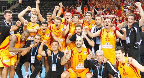 Macedonia./ FIBA