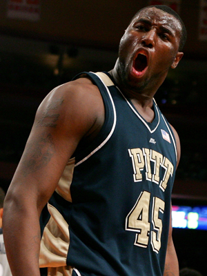 DeJuan Blair (Pittsburgh Panthers)./ Getty Images