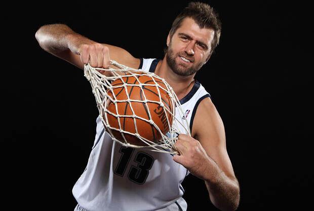 Mehmet Okur (Utah Jazz)./ Getty Images