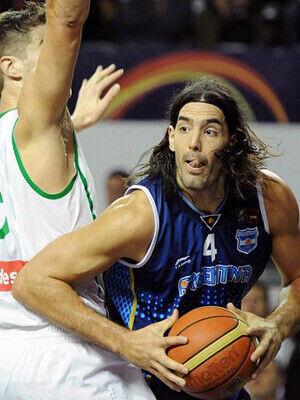 Luis Scola./ FIBA AMERICAS
