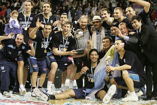 Argentina./ FIBA AMERICAS