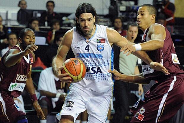 Luis Scola (Argentina)./ FIBA Américas