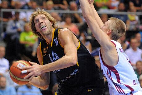 Dirk Nowitzki./FIBA Europe