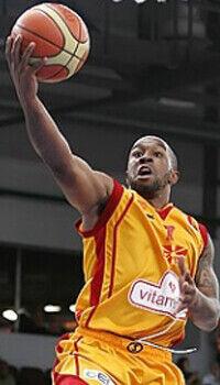 Bo McCalebb./ FIBA