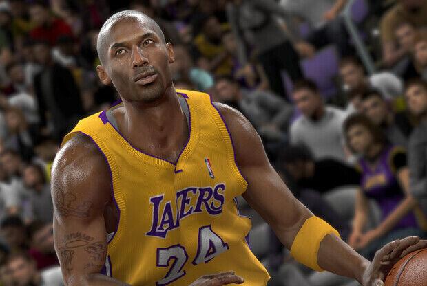 Kobe Bryant./ 2k Sports