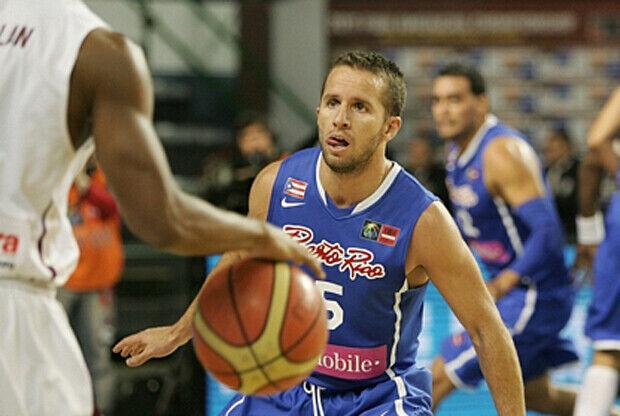 Jose Juan Barea (Puerto Rico)./ FIBA Américas