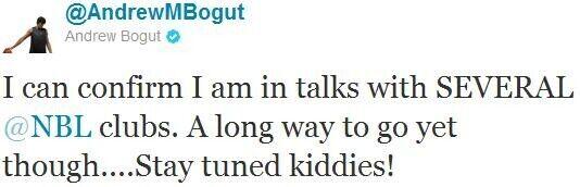 Twitter de Andrew Bogut