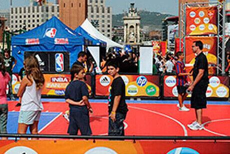Fanzone NBA, en Barcelona