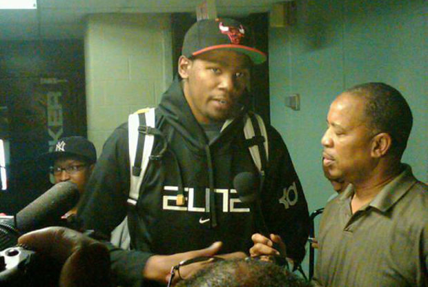 Kevin Durant./ Michel Lee