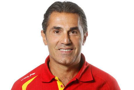 Sergio Scariolo, selccionador nacional de España./ FIBA Europe