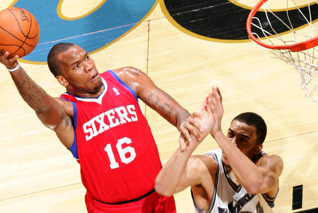 Marreese Speights (Philadelphia 76ers)./ Getty Images