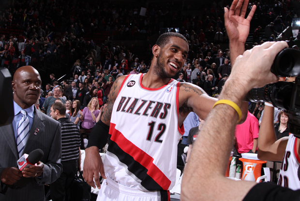 LaMarcus Aldridge (Portland Trail Blazers)./ Getty Images