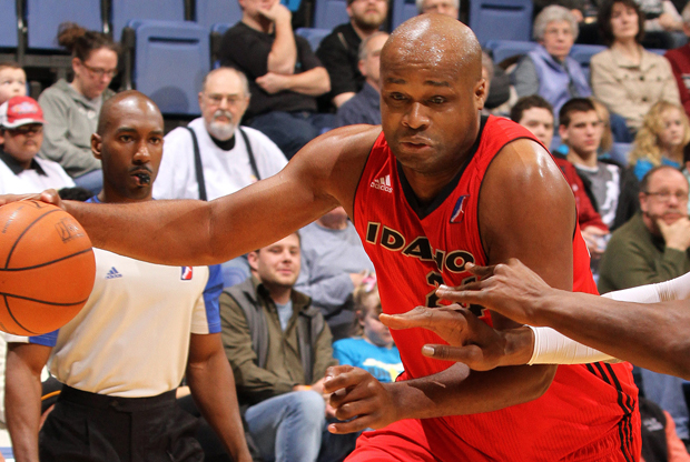Antoine Walker (Idaho Stampede)./ Getty Images