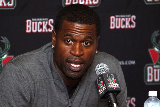 Stephen Jackson (Milwaukee Bucks)./ Getty Images