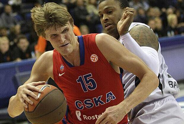 Andrei Kirilenko./ Getty Images