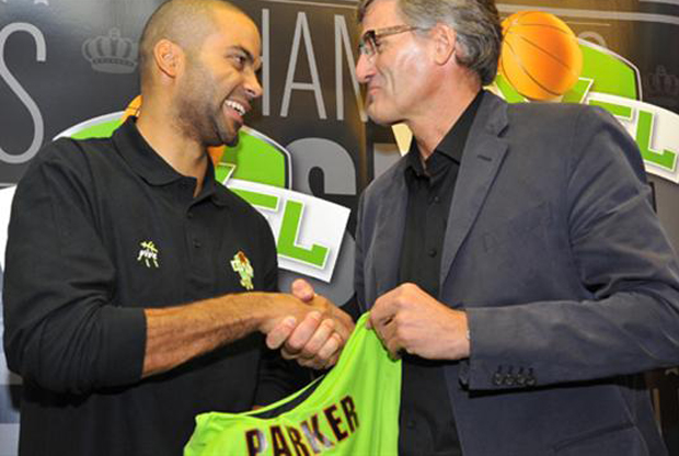 Tony Parker./ ASVEL
