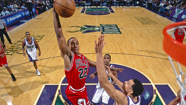 Jay Williams (Chicago Bulls)./ Getty Images