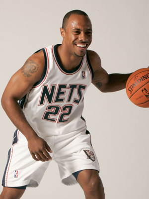 Jay Williams (New Jersey Nets)./ Getty Images