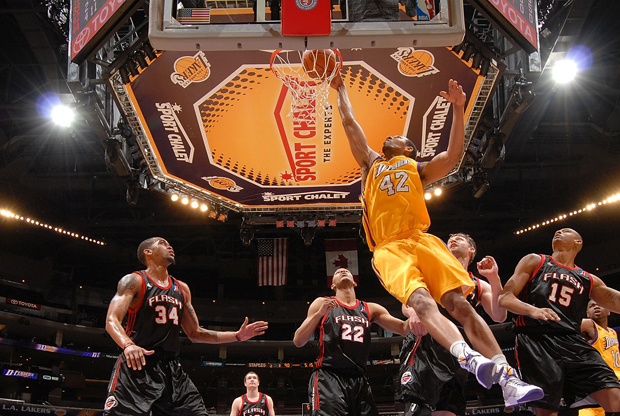 Los Angeles D-Fenders./ Getty Images