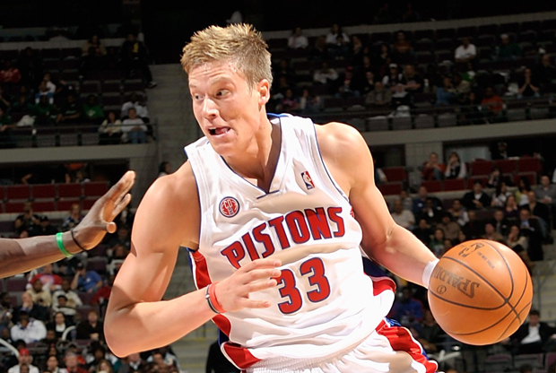 Jonas Jerebko (Detroit Pistons)./ Getty Images
