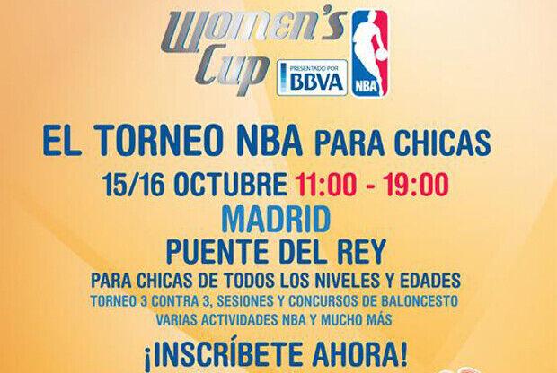 Women's Cup./ BBVA